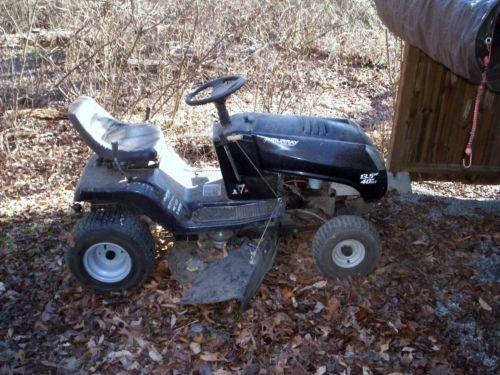 Murray Riding Lawn Mower Parts : Murray used riding lawn mower ebay