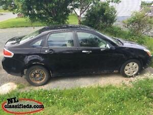 2008 Ford Focus Parting Out