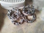 Mitsubishi Wheel Spacers