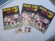 Soccer Sticker Album