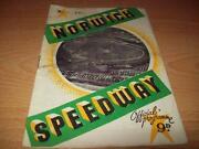 Norwich Speedway