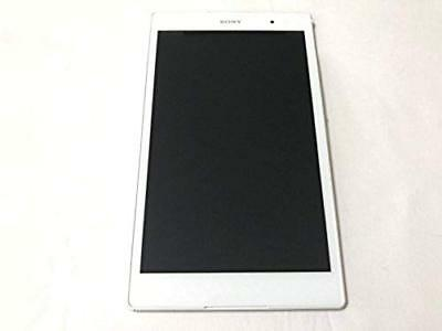 Sony Xperia Z3 Tablet Compact Wi-Fi model Android tablet SGP612JP Unlocked EMS