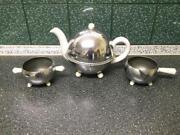 Chrome Teapot
