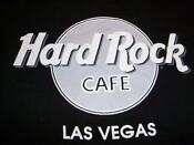 Hard Rock Cafe T-shirts Las Vegas