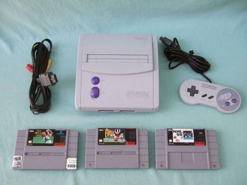 Super Nintendo Mini: Video Game Consoles | eBay