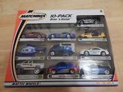 Matchbox 10 Pack