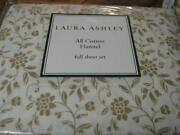Laura Ashley Full Sheet Set