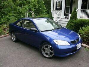 2004 Honda Civic ex coupe Coupe (2 door)