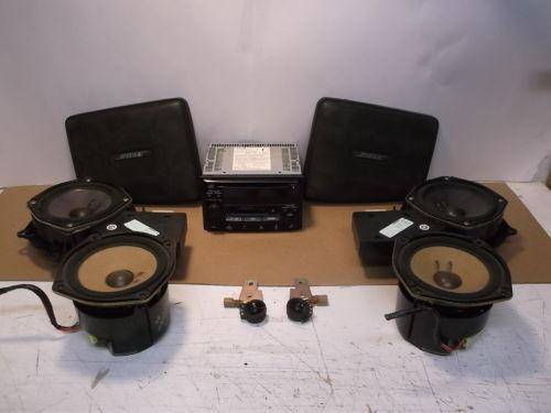 Nissan Maxima Bose Speakers | eBay