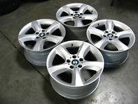 "18"" OEM BMW Style 210 rims for X5 / X6 / X3 – Great Condition!!!"