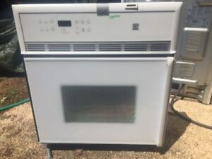 high end wall oven