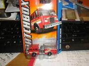 Matchbox Fire Trucks
