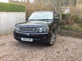 2010 Land Rover Range Rover Sport 3.6 TD V8 HSE FSH | 11 months MOT