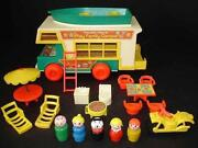 Vintage Fisher Price Camper
