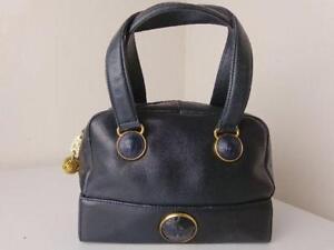 faa0f5185d Versace Handbag - Black