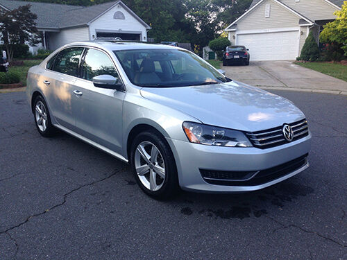 What to Look for When Buying a VW Passat