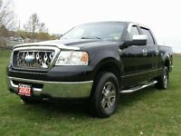 2007 FORD F-150 XLT SUPERCREW SHORT