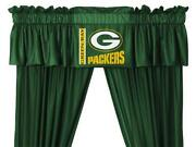 Green Bay Packers Curtains