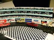 Slot Car Grandstand