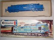 Kit Built Locomotives