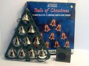 Mr Christmas Musical Bells
