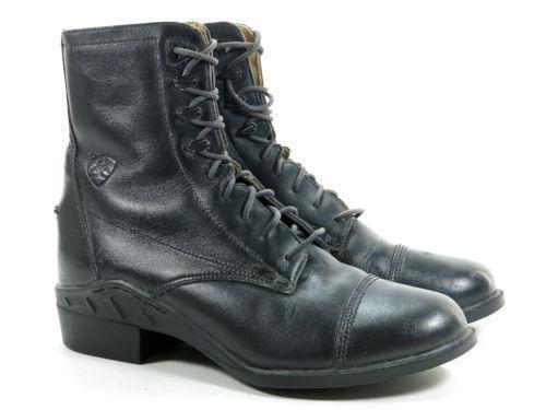Ariat Paddock Boots Ebay