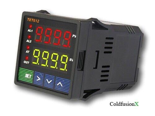 Versatile Control & Technologies JLD612 Temperature Controller