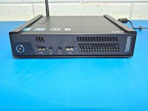LENOVO THINKCENTRE M72E TINY. i5 3.0ghz -500gb hdd - 4gb