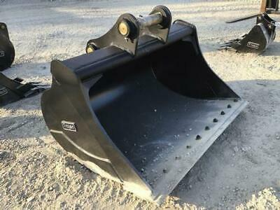 New Diesel 60 Excavator Grading Bucket Fits Cat 320 321 324 Case 225 603359