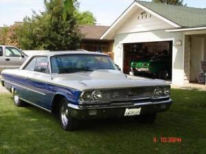1963 Ford Galaxie  eBay