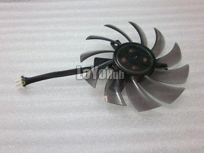 Купить EVERFLOW Gigabyte T128010SU graphics card cooling fan DC 12V 0.35A 4-Pin
