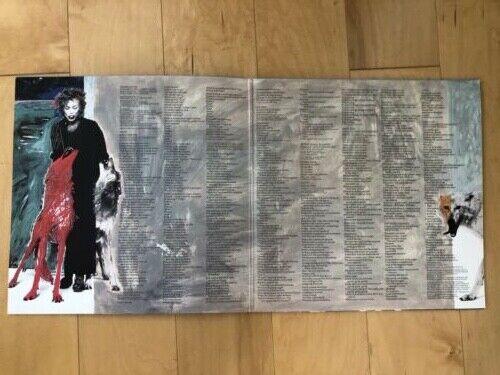 Joni Mitchell Dog Eat Dog - 1985 - Geffen Records GHS 24074 Vinyl LP EX/VG  - $15.00