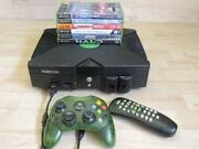 Old Game Consoles