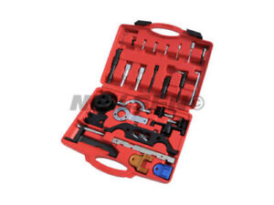 26 PIECE TIMING TOOL SET FOR OPEL VAUXHALL GM water pump camshaft Locking CT3428