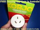 AU US Travel Electrical Adaptors