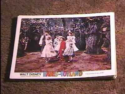 BABES IN TOYLAND  '61 LOBBY CARD #4 Annette Funicello