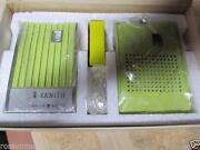 Vintage Zenith Transistor Radio