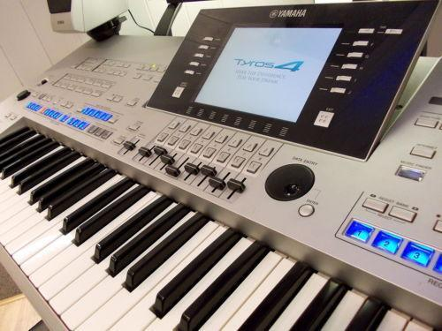 yamaha tyros 4 electronic keyboards ebay. Black Bedroom Furniture Sets. Home Design Ideas
