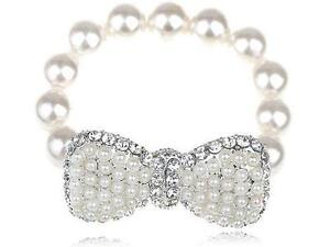 Vintage Pearl Bracelets