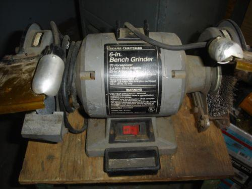 Used Bench Grinder Ebay