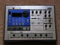 Korg electribe ea-1 drum machine / sequencer