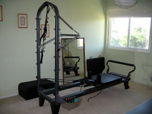 Allegro Extended Reformer with tower and several extras