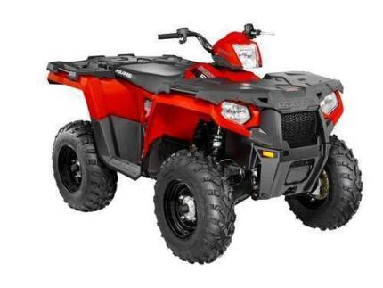 Polaris Sportsman 570 HD, 44hp Quad Bike, New,All Wheel Drive,ATV Bungalow Cairns City Preview