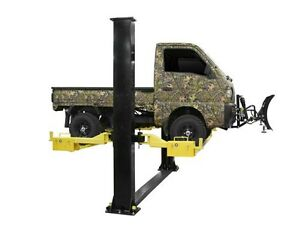 ATLAS LAWN MOWER ADAPTER for 2 POST LIFTS - CLENTEC
