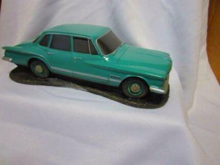 Valiant S Sage Green Scale Model Car New In Box