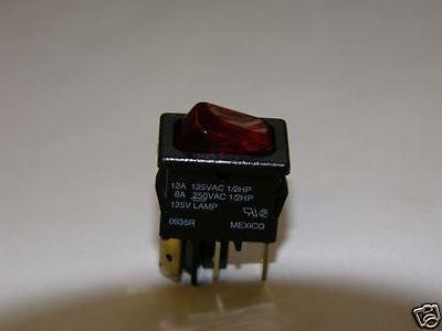 Carling Tech. Bunn Lighted Rocker Coffeemaker Switch