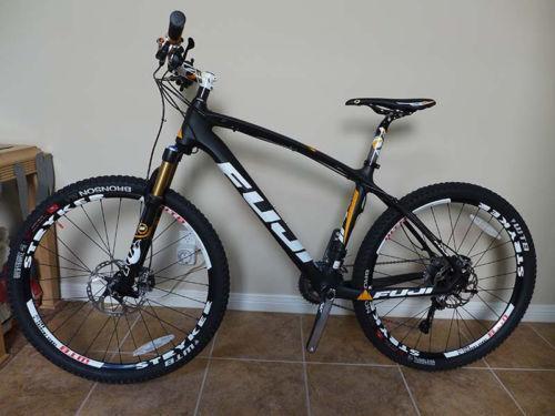 Fuji Mountain Bike Bicycles Ebay