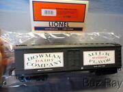 Lionel Milk Car