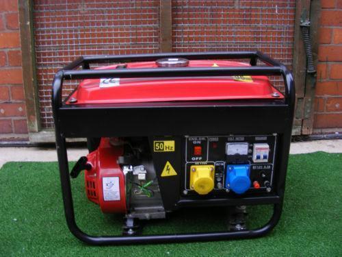 Petrol generator 240v ebay asfbconference2016 Choice Image
