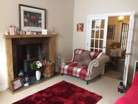 Two bedroom semi-detached cottage for rent in the heart of Banchory